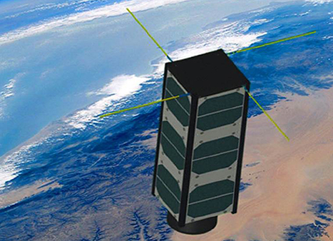 AIRSAT Satellite - Orbital Transports