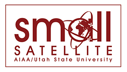 Small Satellite Conference Logo at AIAA/Utah State University - Orbital Transports