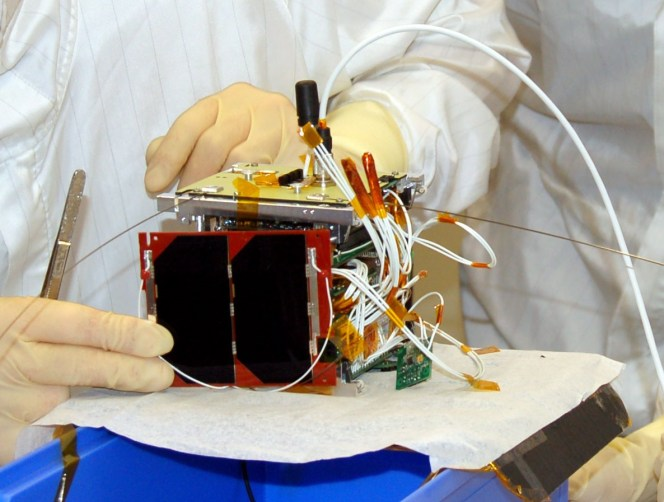 CubeSat Assembly Process - Orbital Transports