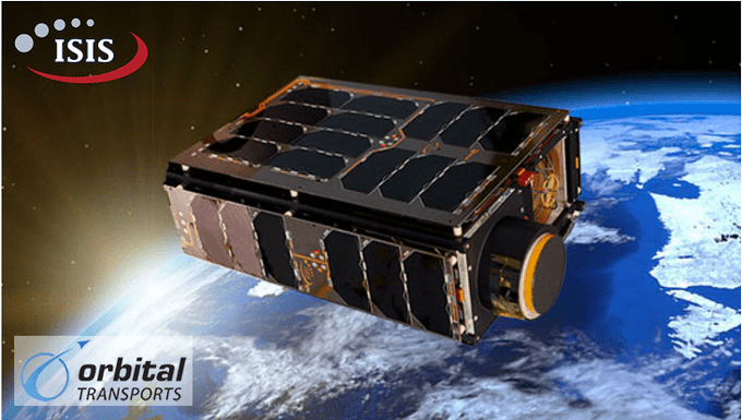 ISIS 6U Satellite - Orbital Transports