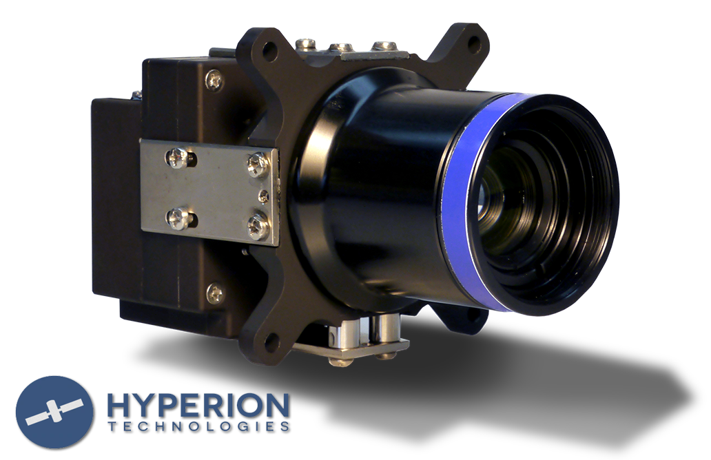 Access Hyperion Technologies Products Through Space Catalog